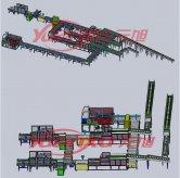 袋装产品自动包装解决方案YK-RD,自动装箱机系列