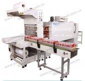 袖口式收缩包装机YK-L6030+YK-LS6040,封切收缩包装机