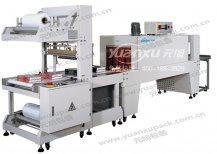 直进料袖口式收缩包装机YK-L6030Z+YK-LS6040,封切收缩