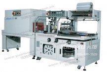 <b>中速L型封切收缩包装机YK-L-5545C+YK-LS5030,封切收缩</b>